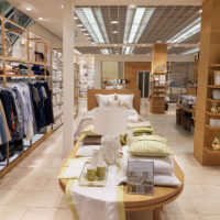 amenagement boutique zara home geneve lausanne zurich bale berne