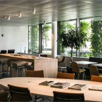 Amenagement interieur Regus a Geneve