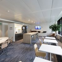 Commercial Surface facilities Regus Geneva