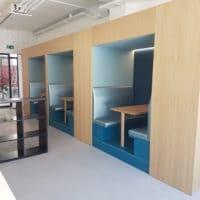 Geschafteinrichtung spaces Genf