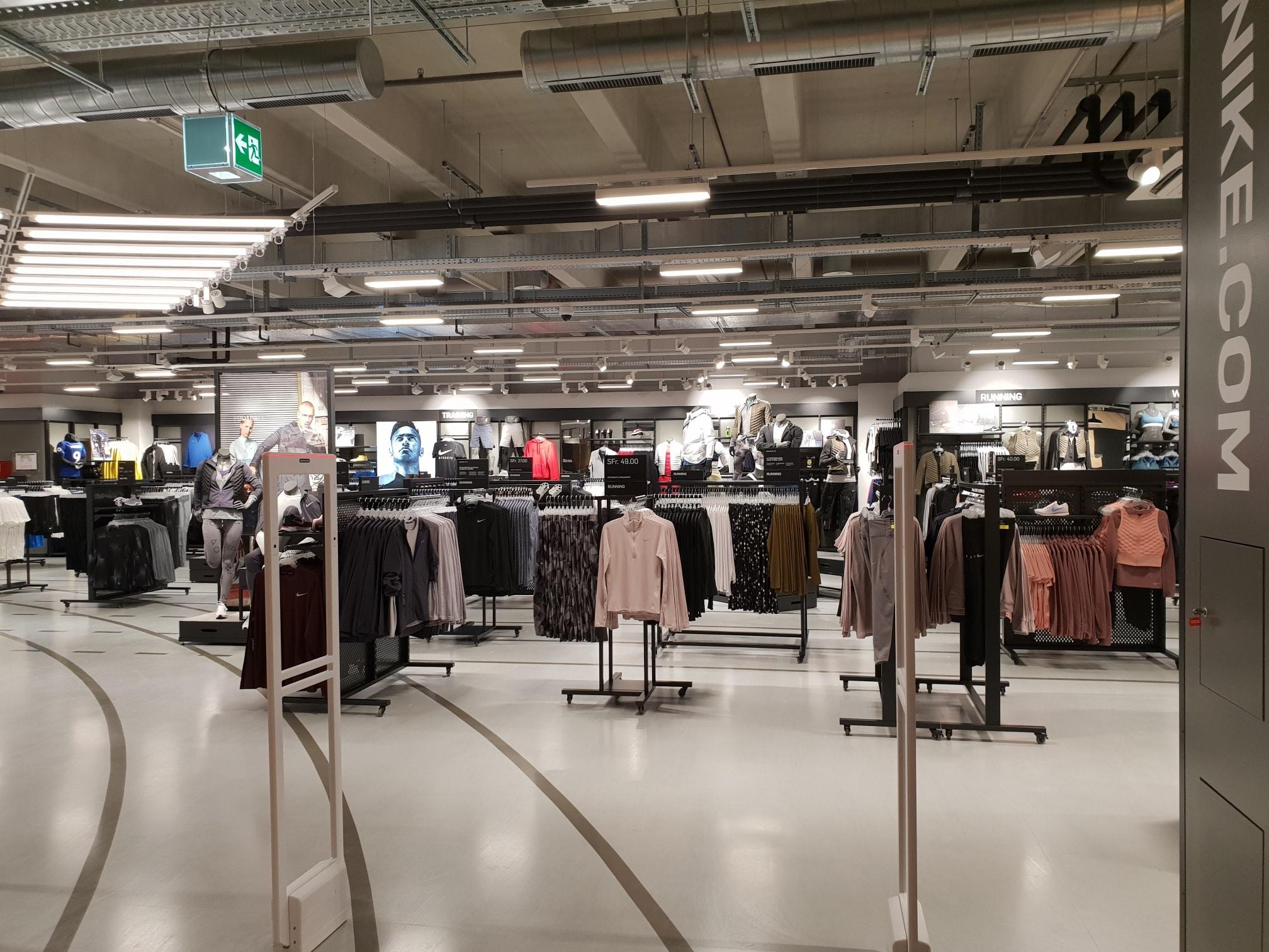 Rénovation Aménagement boutique Lausanne