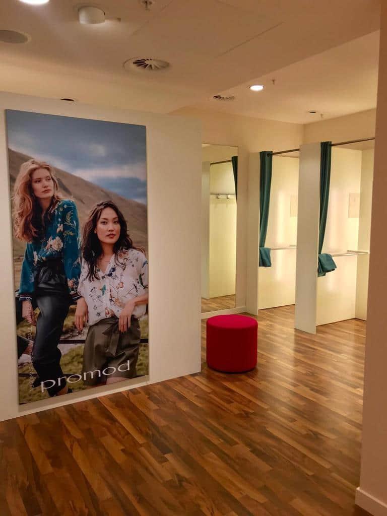 Aménagement bureaux commerce Lausanne